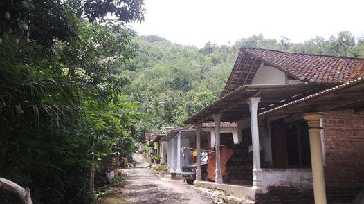 Dokumen @Cupunoted : Suana kaki perbukitan Desa Kertosono, lokasi gue tinggal.