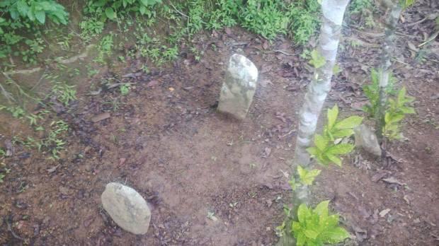 Makam Kakek Ijo (suami simbah Marsyah), doc: www.notedcupu.com