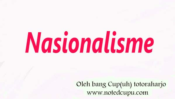 #Notedcupu(dot)com edisi HUT RI ke-70